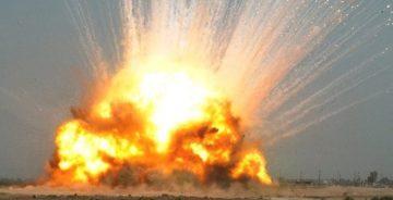 गौरादह नगरपालिकामा बम विष्फोट