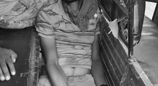 सवारी दुर्घटनामा परेर बाँसगढीमा साइकल यात्रीको मृत्यु