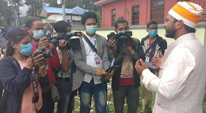 रुकुम पश्चिम घटनाका दोषिमाथि कारबाही हुनुपपर्छ : यूवा नेता सुनार