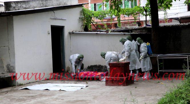 एकैदिन देशभर २२५ संक्रमितको मृत्यु