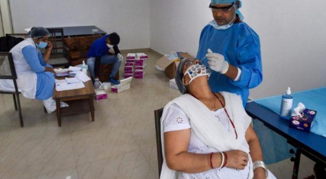भारतमा कोभिड–१९ संक्रमित ८० लाख ८८ हजार नाघे, १ लाख २१ हजार बढीको मृत्यु