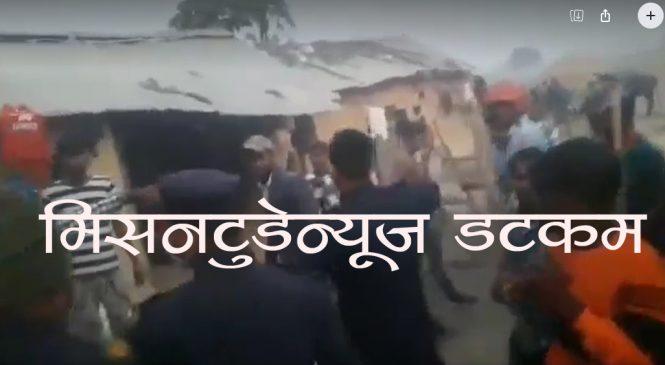 बाँकेको बनियाँ गाउँमा स्थानीयबीच झडपः गम्भिर घाइते यादवको मृत्यु