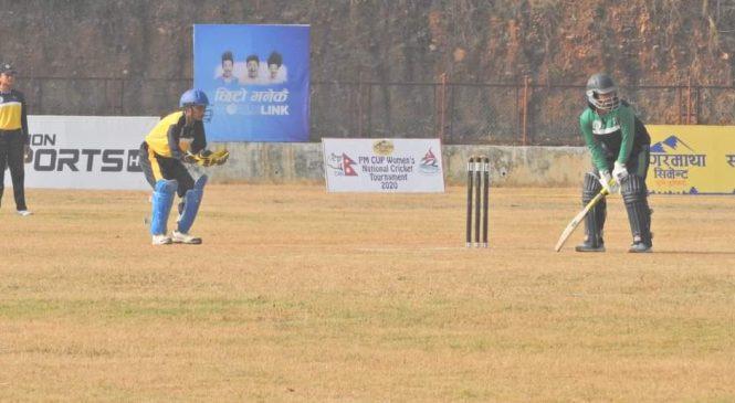 राष्ट्रिय महिला क्रिकेट: सुदुरपश्चिम र प्रदेश १ को विजयी सुरुवात