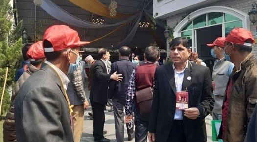 माधव नेपाल समूहका सांसदले आइतबार राजीनामा दिने