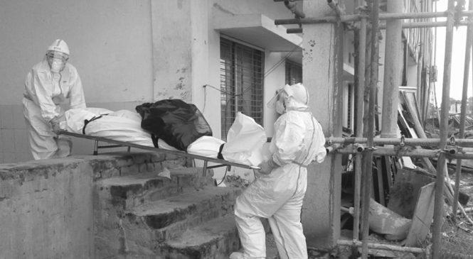 कोरोनाबाट भारतमा ७ सय ३० जना डाक्टरको मृत्यु