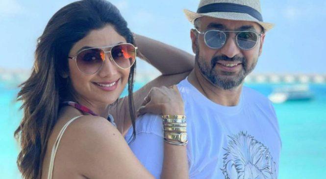 शिल्पा सेट्टीका श्रीमानमाथि पोर्न फिल्म बनाउने र बेच्ने आरोप
