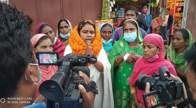 सर्बोच्चको आदेशपछि बाँकेकी अधिकारकर्मी रुवी खान रिहा